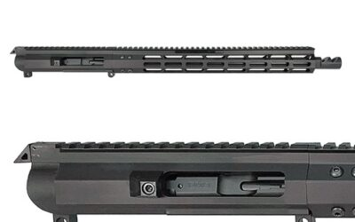 FM-9 16 in. Forward Charger 9mm AR Upper Receiver