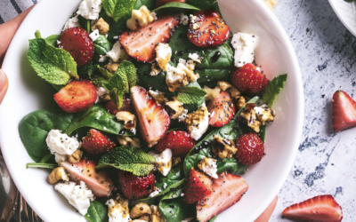 Seasonal Spring Salad