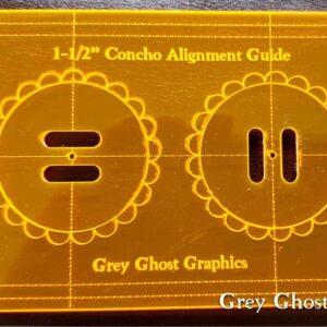 Concho Alignment Guide