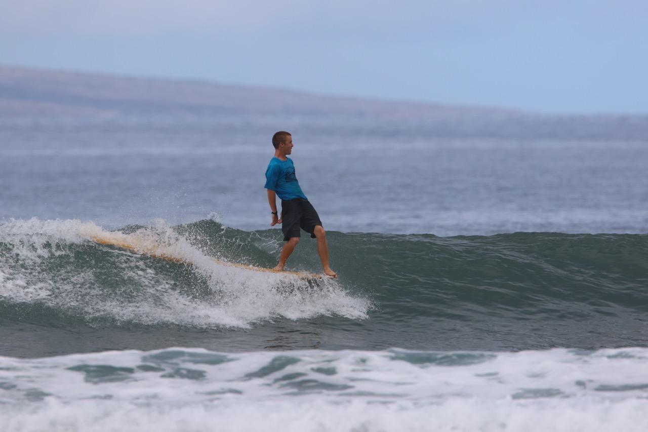 Jesse Moffett : Kimos 39th Annual Longboard Contest 6