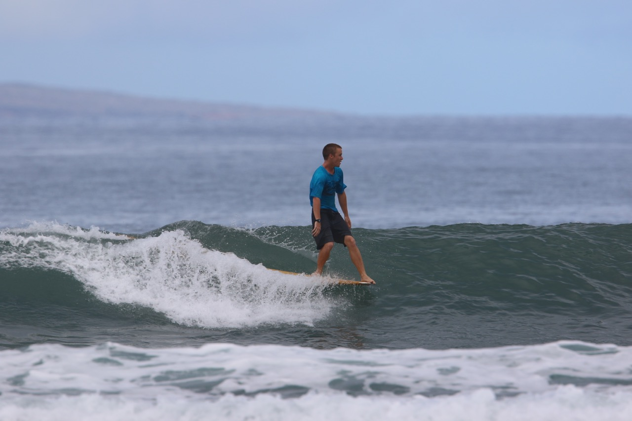 Jesse Moffett : Kimos 39th Annual Longboard Contest 9