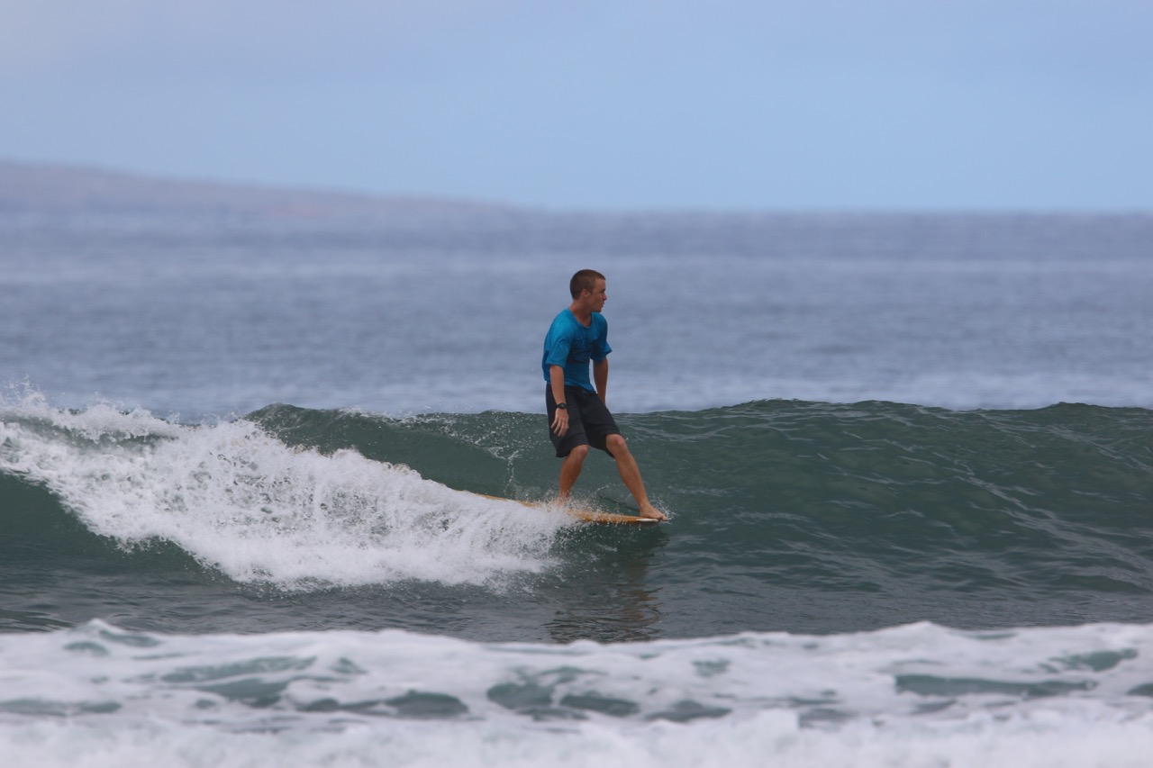 Jesse Moffett : Kimos 39th Annual Longboard Contest 10