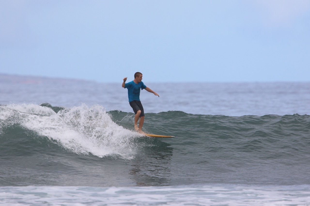 Jesse Moffett : Kimos 39th Annual Longboard Contest 35