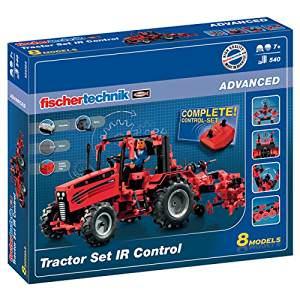 Fischertechnik IR Control Tractor Set