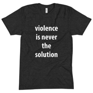Stop The Violence Gear