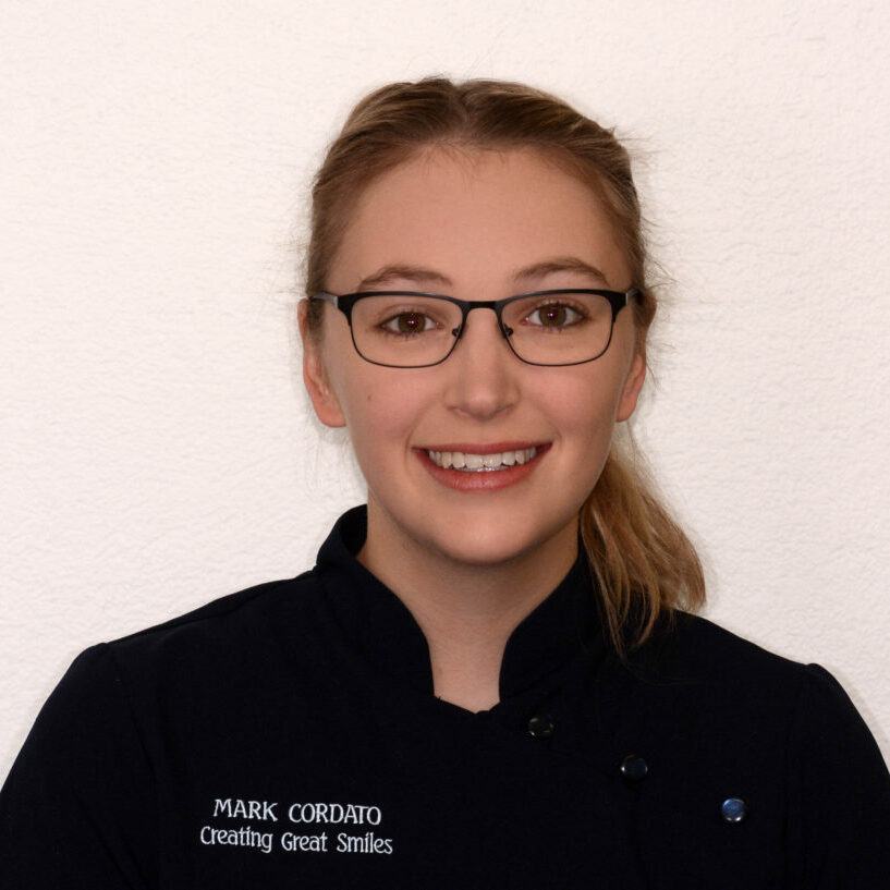 Abbie at Lithgow valley Smiles, orthodontist