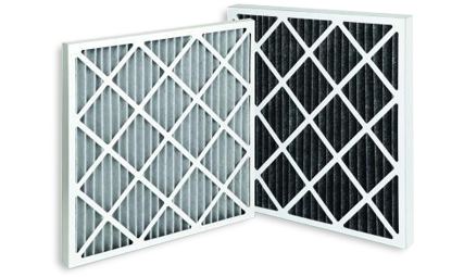 Pleated Air Filters Series 750