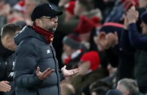 "alt= ""image of Liverpool coach Jurgen Klopp"""