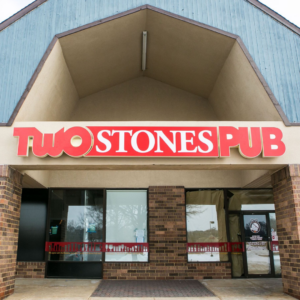 Two Stones Pub in Hockessin Delaware 2021