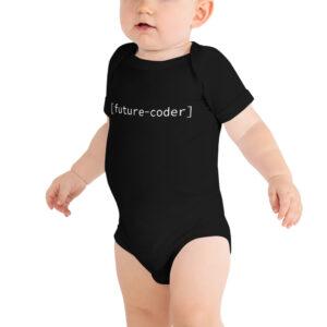future coder onesie