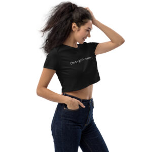 hot girl summer crop top from #heathercoxcodes