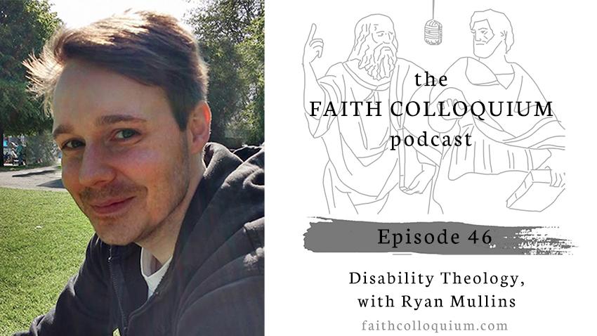 Ryan Mullins, Disability Theology
