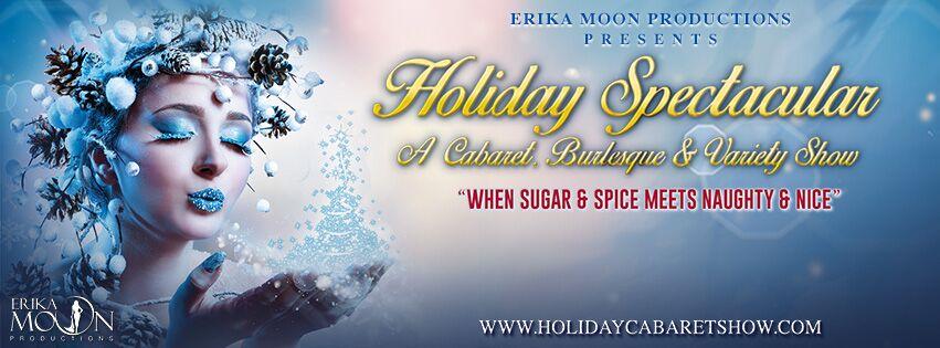 Erika Moon's Holiday Spectacular
