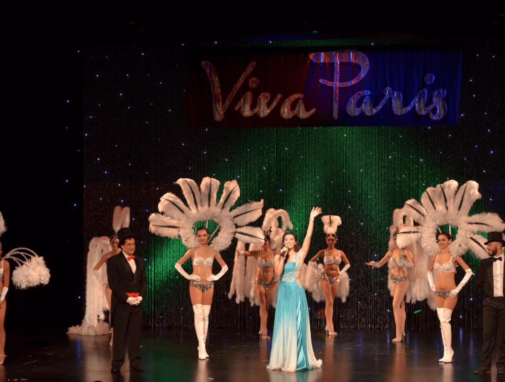 """Viva Paris"" International Show"