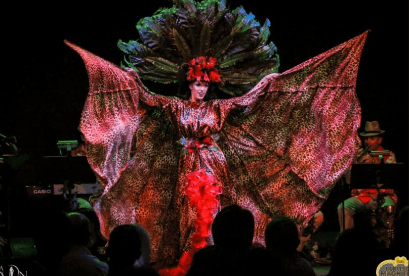 Burlesque Magnifique – Exotic Beats Edition