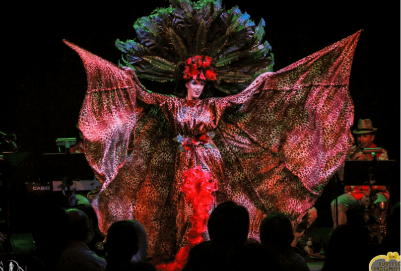 Burlesque Magnifique - Exotic Beats Edition