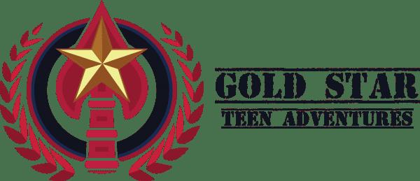 Gold Star Teen Adventures logo