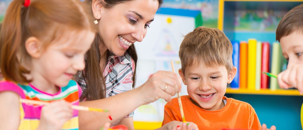 Our Curriculum<br><p>Our age appropriate curriculum is designed to encourage, motivate and have fun as we teach the children the love of learning.</p>