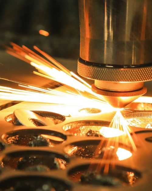 IronClad Steel Fabrication Workshop 500 by 625