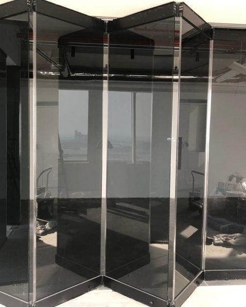 Doors & Bi-Fold system   Integrated Sliding and Bi Folding Doors UAE