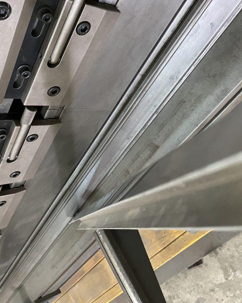 IronClad Steel Fabrication Workshop | Shearing & Bending