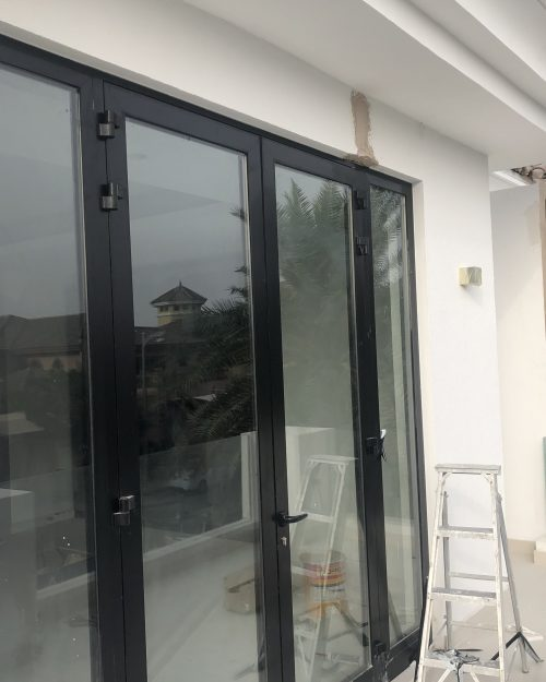 IronClad Steel Fabrication Workshop | Bi Fold Doors