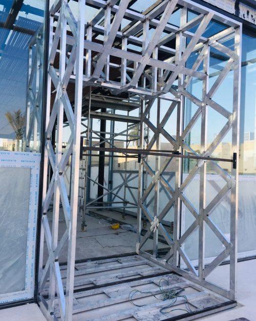 IronClad Steel Fabrication Workshop | Glass & Aluminium Works