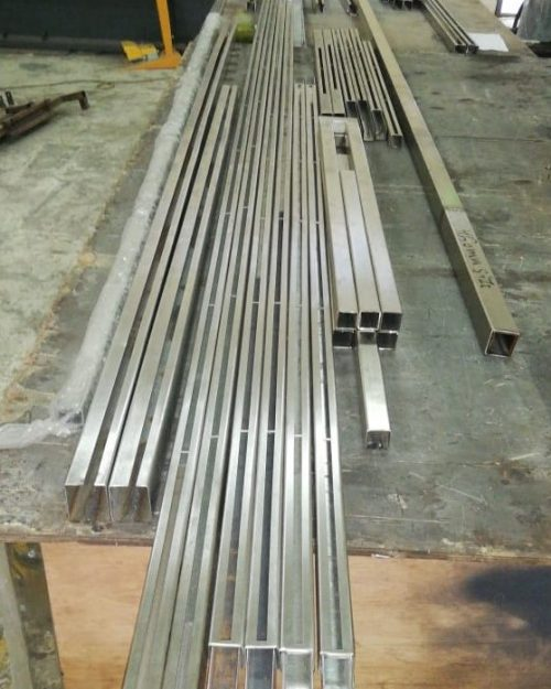 IronClad Steel Fabrication Workshop | Stainless Steel