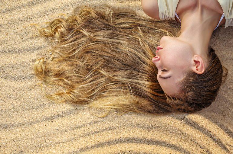 fix summer hair