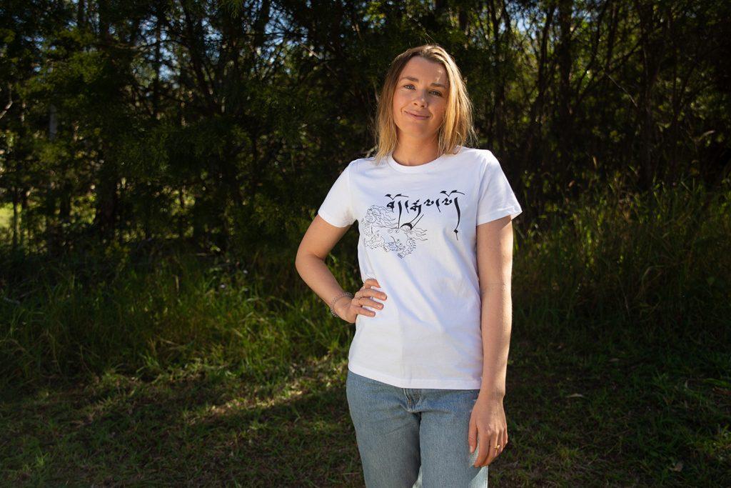 Merchandise-free tibet tshirts