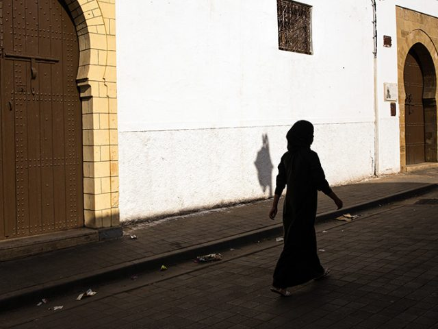 Looking at the link between 'little maids' and single mothers in Morocco