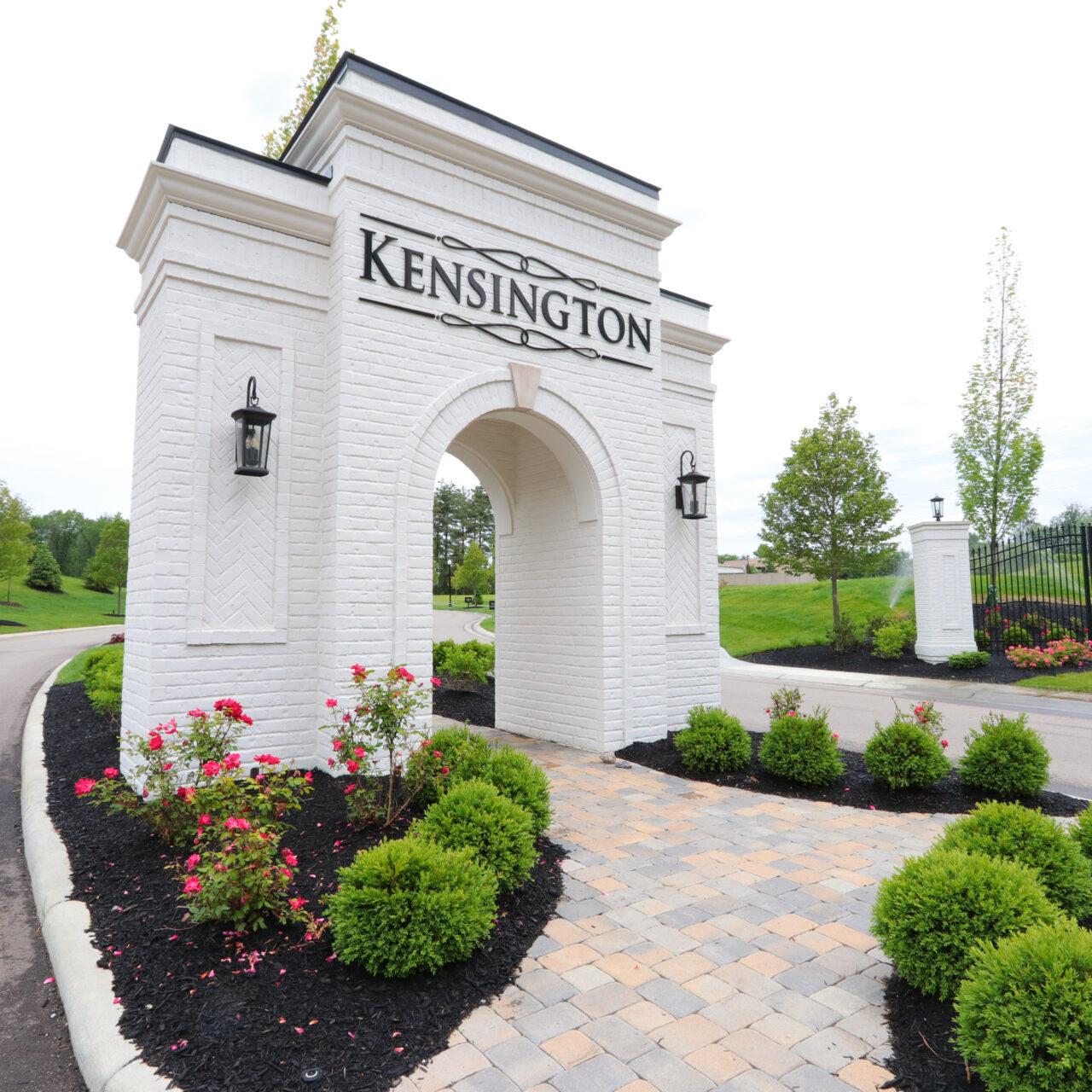 Kensington Entrance