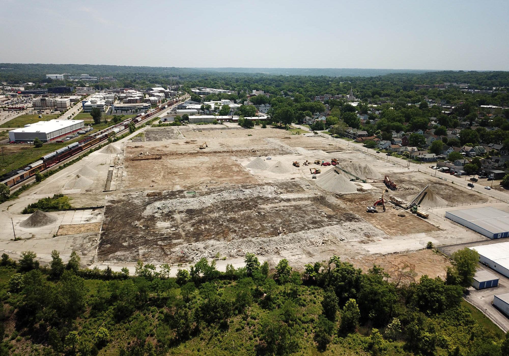 New home construction in Cincinnati, OH. Custom luxury homes.