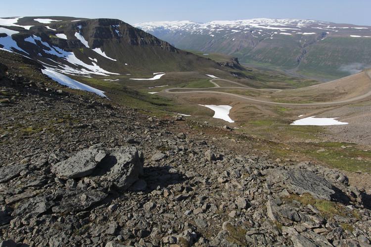 Over the Mountain we go! ~ #IcelandChallenge