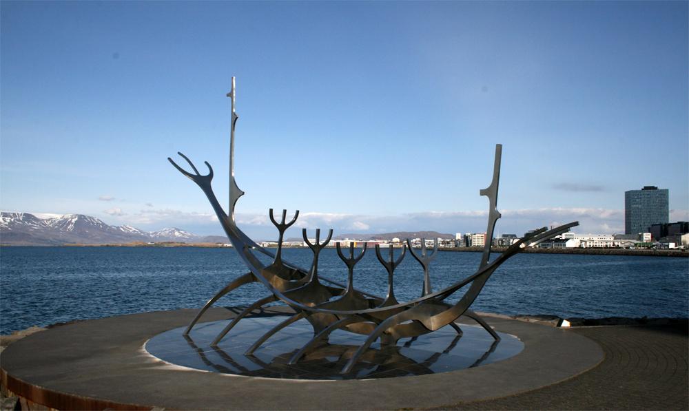 I Woke Up in Iceland by Sara Maurer