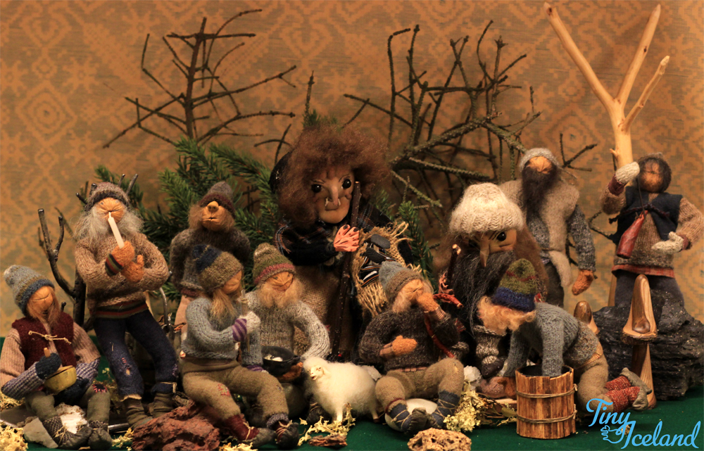 Yule Lads – The 13 Santa Clauses from Iceland
