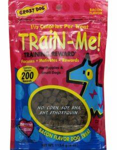 Dog obedience training tools - train-me treats dogspeaking.com