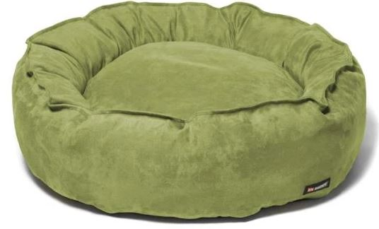 Faux suade dog bed by Shrimpy