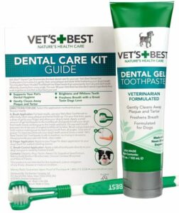 Vets best enzymatic dog toothpaste