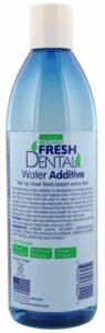 Dog dental health - Natural promise dental water additive for dogs
