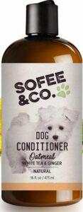 Sofee dog conditioner