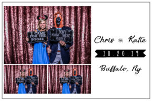 Buffalo 4X6 Photo Booth Strip 6
