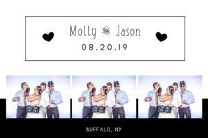 Buffalo 4x6 Photo Booth Strip 8