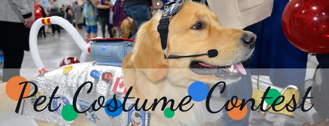 pet costume header