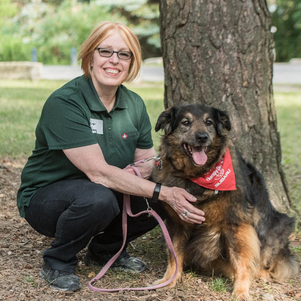 Anne - Therapy Dog Picnic 2018-168