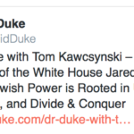 tom k and david duke