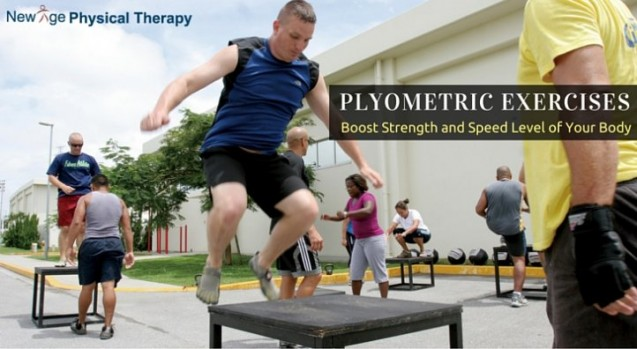 Plyometric Exercises : Boost Strength and Speed Level of Your Body