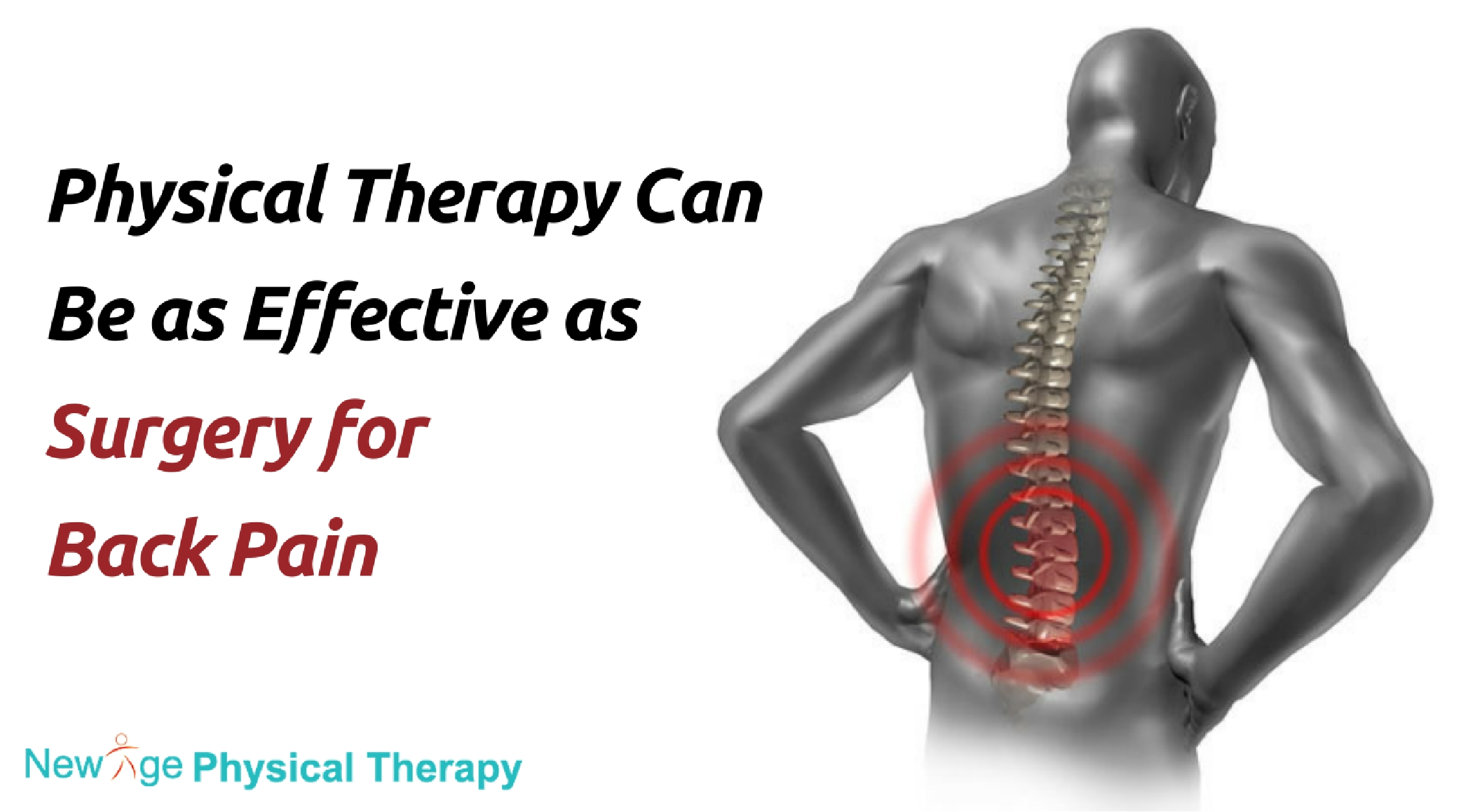 Physical Therapy Can Be as Effective as Surgery for Back Pain