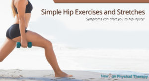 Hip Exercises and Stretches