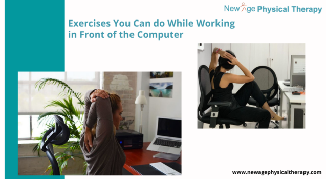 Exercises You Can do While Working in Front of the Computer